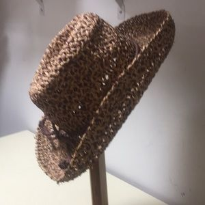 Adorable Western Straw Hat